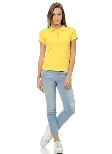 Fashion Friends Tişört Sarı